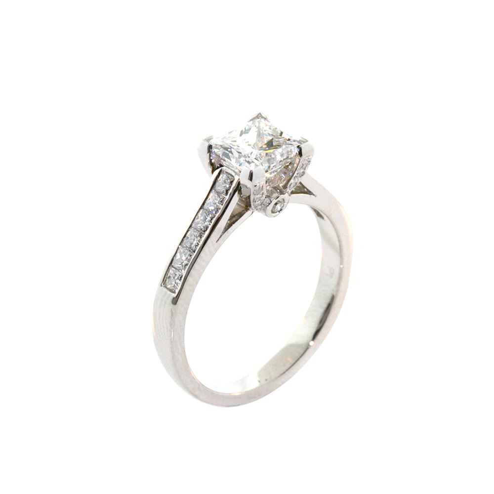 013207-1 Engagemet ring diamond ring auckland